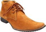 Savie Shoes JMSS3-Tan Boots (Tan)