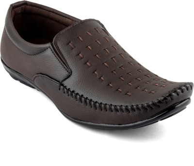 Theme United TU_603_BROWN Loafers