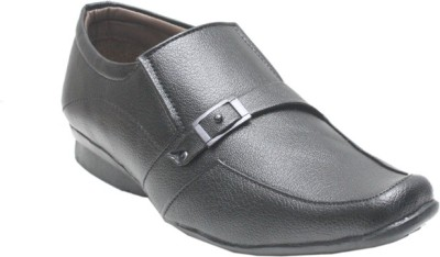 Chariot Lifestyles Monk Strap Shoes