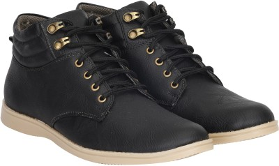 Knight Ace Unbeatable Boots(Black)