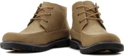 Perseus Men Boots(Brown)
