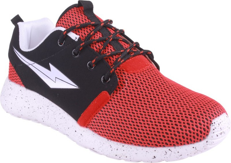 GSS Running ShoesRed Black SHOEZG9QV7VS72MJ