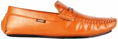 Boot Bazar Tan PU Leather for Loafers