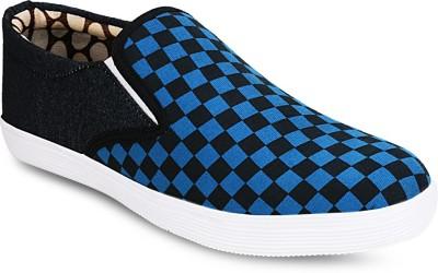 Gisole Designer Slipon Canvas Shoes