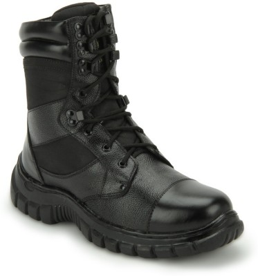 Armstar Mika Black High Ankle Boot Boots