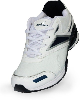 Tracer Eclipse-160 wht/blue Running Shoes
