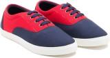 Randier Sneakers (Blue, Red)