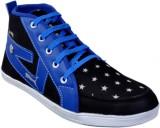 Huggati Casual Shoes (Black)