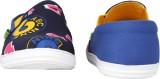 Vains Canvas Shoes (Navy)
