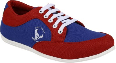 Vonc Blue Red Casual Shoes