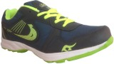 CRV Running Shoes (Green, Black)
