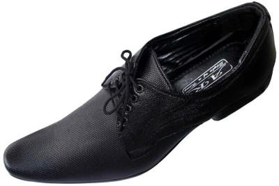AR 111A_Black Lace Up Shoes