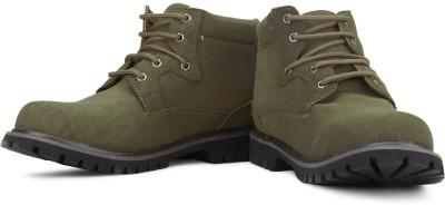 Perseus Men Boots(Green)