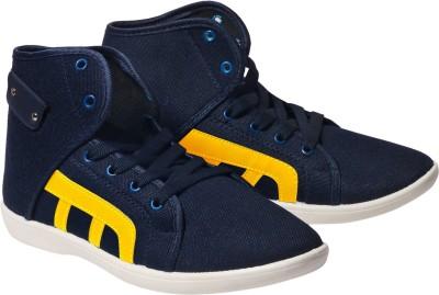 Superhuman 8 Sh Crazy-Yellow Sneakers