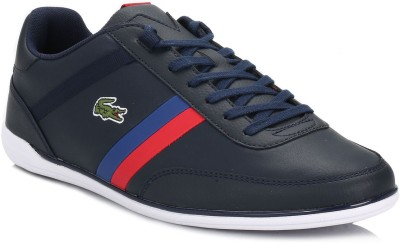 Lacoste Mens Dark Blue Giron TCL Trainers Casual Shoes