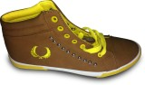 CreativeFoots Sneakers (Brown)