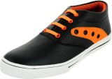 ABTC Trendy footwear Sneakers (Black)