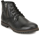 Ziera Norman Boots (Black)