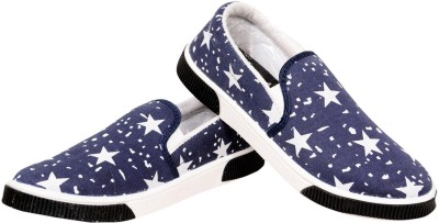 Ethics Blue-Star Casual Shoes