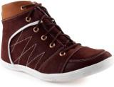 V5 Boots (Burgundy)