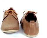 Selector Men Casual Shoes (Brown)