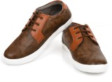 Rozo Sneakers (Brown)