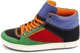 Drish High Fashion Boys' Leather Sneaker...