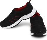 Rexel Spelax Sneakers (Black, Red)