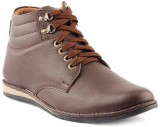 Dox Brown Casual Shoes (Brown)