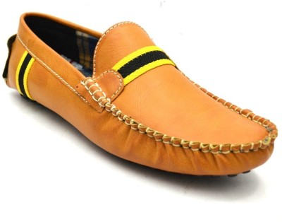 Zoot24 D53-8-Yellow Loafers