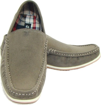 ASM Grey Loafers