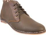 Walk Free Denis Casual Shoes (Brown)