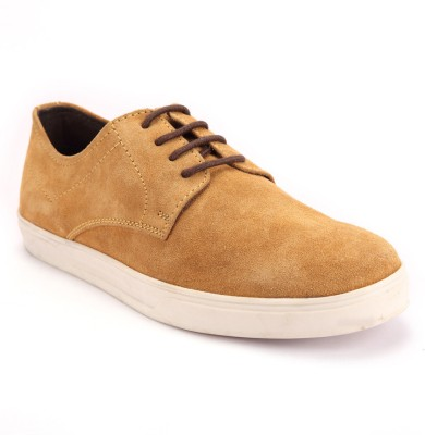 Savie Shoes Yellow9064 Casuals Shoes