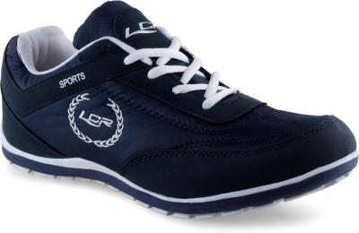 Lancer Navy Blue White Running Shoes