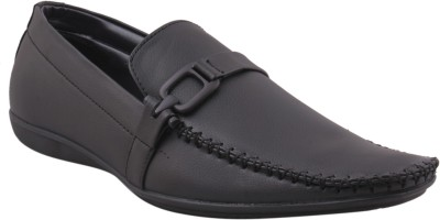 Maly M-14-BLACK Loafers