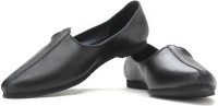 Bata Jalsa Men Smooth Leather Loafers(Black)