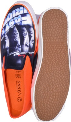 Vanns canvas shoes