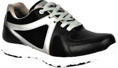 Footlodge 1071-Black Training & Gym Shoes