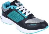 Fuoko CAPTAIN-II Running Shoes (Black, B...