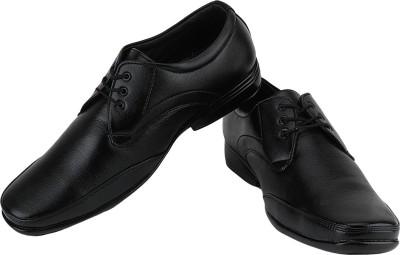 Shashi Footwear Plain Lace Up Shoes