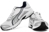 Puma Volt. II Ind. Men Running Shoes(Silver, White)