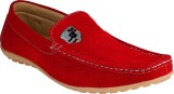 Kenamin Loafers (Red)