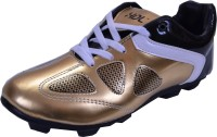 HDL TOP Football Shoes(Gold, White, Black)