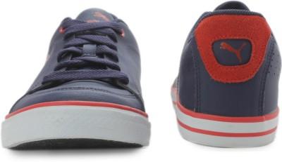53% OFF on Puma Court Point Vulc IDP Sneakers on Flipkart |