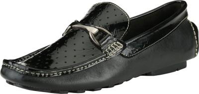 Imparadise IMF5015PATTENTBLACK Loafers