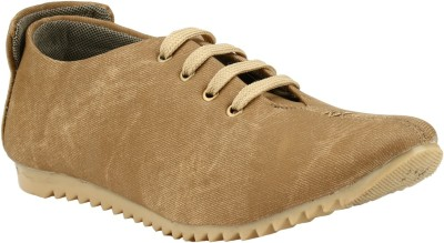 Step Mark Ffs-003-Brown Casuals Shoes