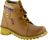 Oxhox Boots (Beige)