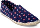 Peponi Espadrilles Canvas Shoes (Blue)
