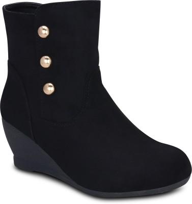 Get Glamr HAYLAY Boots(Black)