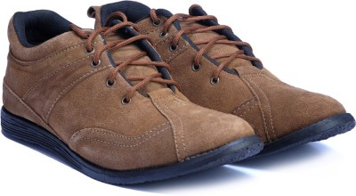 True Soles Casual Shoes(Brown)